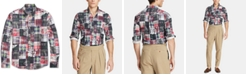 Polo Ralph Lauren Men's Classic-Fit Patchwork Shirt