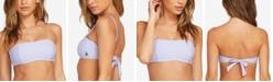 Volcom Juniors' Simply Solid Bandeau Bikini Top