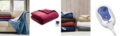Woolrich Electric Plush to Berber Reversible Oversized Throw 60'' x 70''