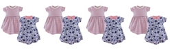 Touched by Nature Organic Cotton Dress, 2-Pack, 2T-5T