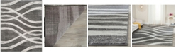 Safavieh Adirondack Charcoal and Ivory 8' x 10' Area Rug