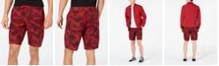 American Rag Men's Camo Drawstring Cargo Shorts, Created for Macy's