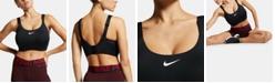 Nike Plus Size Bold V-Back High-Impact Sports Bra