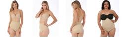 Instaslim InstantFigure Hi-Waist Panty with Non-Binding Comfort Waistband, Online Only