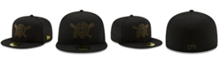 New Era Boys' Pittsburgh Pirates Clubhouse 59FIFTY-FITTED Cap