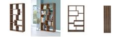 Coaster Home Furnishings Joliet 8-Shelf Staggered Bookcase