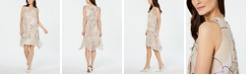 Alfani Petite V-Neck Dress, Created For Macy's