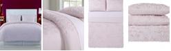 Christian Siriano Pretty Petals Full/Queen Comforter Set