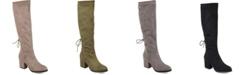 Journee Collection Women's Extra Wide Calf Leeda Boot