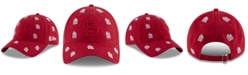 New Era Women's St. Louis Cardinals Logo Scatter Adjustable 9TWENTY Cap