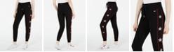 Tommy Hilfiger Star-Trim Cuffed Jogger Pants