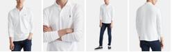 Polo Ralph Lauren Men's Long Sleeve Soft Cotton Polo Shirt