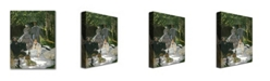 "Trademark Global Claude Monet 'Dejeuner sur l'Herbe Chailly' Canvas Art - 32"" x 24"""