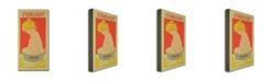 "Trademark Global 'Starlight Soap 1899' Canvas Art - 47"" x 24"""