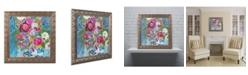 """Trademark Global Carrie Schmitt 'Precious Life' Ornate Framed Art - 11"""" x 11"""""""