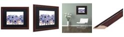 "Trademark Global Natasha Wescoat '005' Matted Framed Art - 16"" x 20"""