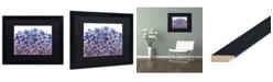 "Trademark Global Natasha Wescoat '009' Matted Framed Art - 16"" x 20"""