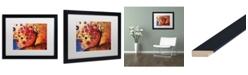 "Trademark Global Natasha Wescoat '013' Matted Framed Art - 16"" x 20"""