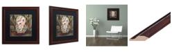 """Trademark Global Carrie Schmitt 'You Are My Home' Matted Framed Art - 16"""" x 16"""""""