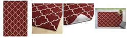 Kaleen Escape ESC09-25 Red 2' x 3' Area Rug