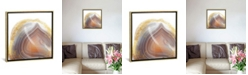 """iCanvas Cipollini Agate by 5By5Collective Gallery-Wrapped Canvas Print - 18"""" x 18"""" x 0.75"""""""