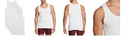 Tommy Hilfiger Men's 5-Pk. Cotton Classics Tank Tops