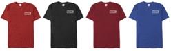 Marvel Fifth Sun Men's Comic Logo Simple White Box Short Sleeve T-Shirt