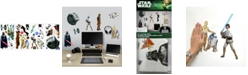 York Wallcoverings Star Wars Classic Peel and Stick Wall Decals