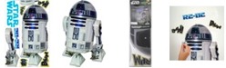 York Wallcoverings Star Wars Classic R2D2 Peel and Stick Giant Wall Decal