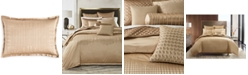 Hotel Collection Deco Embroidery Standard Sham, Created for Macy's