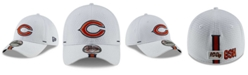 New Era Little Boys Chicago Bears 2019 Training 39THIRTY Stretch Fitted Cap