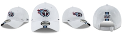 New Era Tennessee Titans 2019 Training 9TWENTY Strapback Cap