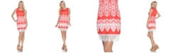 White Mark Women's Diem Dress