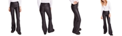 Free People Penny Pull-On Faux-Leather Pants