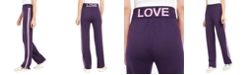 Escada Love Knit Track Pants