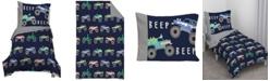 Carter's Monster Truck 4-Piece Toddler Bedding Set