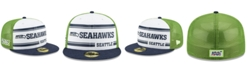 New Era Seattle Seahawks On-Field Sideline Home 59FIFTY-FITTED Cap