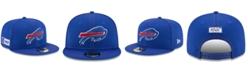 New Era Buffalo Bills On-Field Sideline Road 9FIFTY Cap