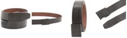 Kenneth Cole Reaction Men's Plaque Buckle Reversible Belt