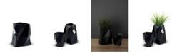 """Le Present Plate Ceramic Vase 7"""""""