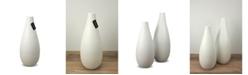 """Le Present Drop Slim Ceramic Vase 15.7"""""""