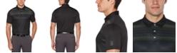 PGA TOUR Men's Geo-Print Polo