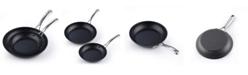 Cooks Standard Fry Saute Omelet 2 Piece Nonstick Hard Anodized Pan Set, Model 02618