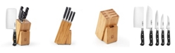 Cook N Home 6 Piece Knife Block Set