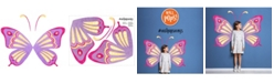 WallPops Fly Away with Me Wall Art Kit