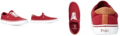 Polo Ralph Lauren Men's Thorton Herringbone Shoes