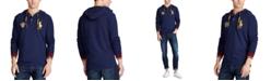 Polo Ralph Lauren Men's Long Sleeve Mesh Hooded Shirt