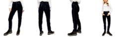 Free People Velvet Skinny Pants