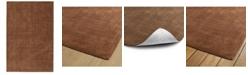 "Kaleen Lauderdale LDD01-82 Light Brown 5' x 7'6"" Area Rug"