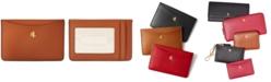 Lauren Ralph Lauren Slim Leather Card Case